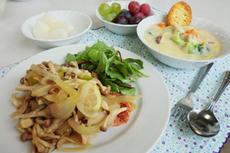 野菜ソムリエの料理教室開催!