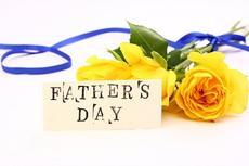 今日は父の日