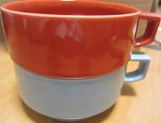 メゾネット生活・スープカップ
