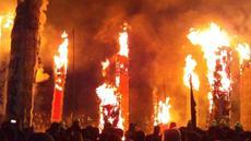 岡崎を代表する奇祭・2019年は2月16日開催の「滝山寺 鬼まつり」
