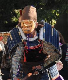 重要無形民俗文化財にも登録された「豊橋・安久美神戸神明社鬼まつり」