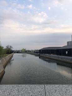 日本食文化の過程が見える運河~半田運河~
