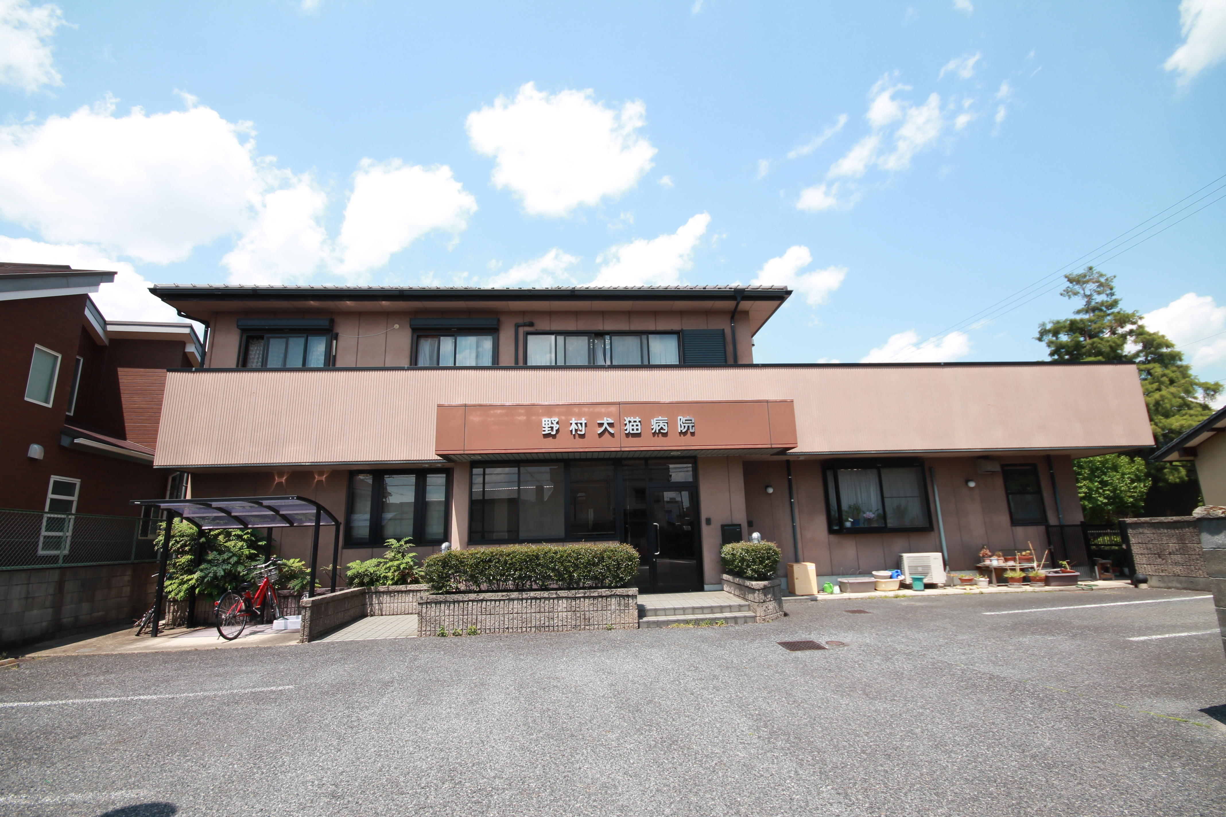 野村犬猫病院の写真